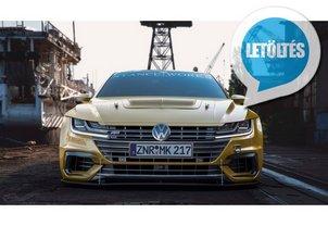 2018 Volkswagen Arteon R-Line háttérkép letöltés