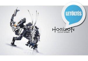 Horizon: Zero Dawn háttérkép letöltés