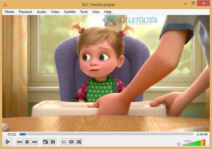 VLC Média Lejátszó letöltés